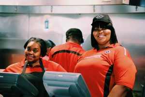 Steak n Shake employees