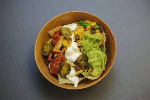 Mexican food bowl