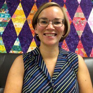 Elizabeth Wilhoit-Larson, Faculty Representative
